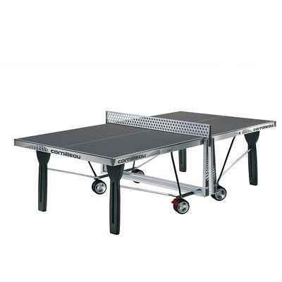 TABLE DE TENNIS DE TABLE OUTDOOR 540 PRO GRISE CORNILLEAU