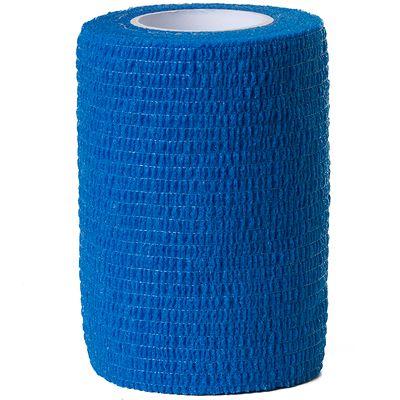 Bande élastique repositionnable Bleue