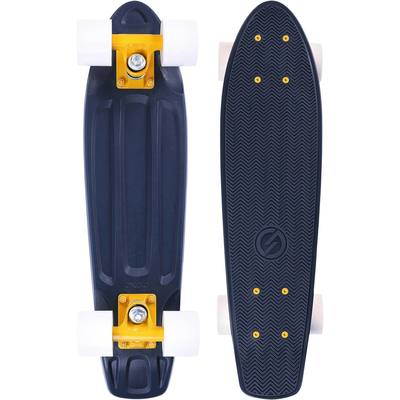 Cruiser Skateboard YAMBA Petrol Blanc