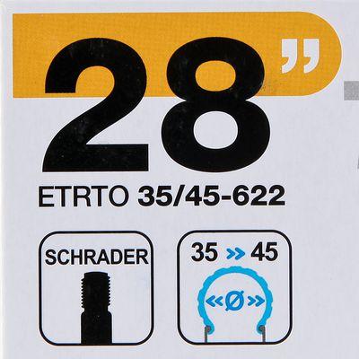 CHAMBRE A AIR 700X35/45 SCHRADER