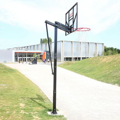 Panier basketball adulte B700 Inground