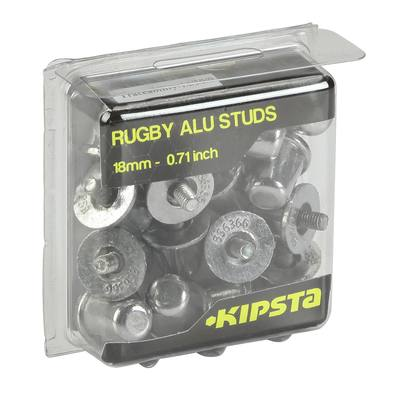 Crampons rugby aluminium 18mm