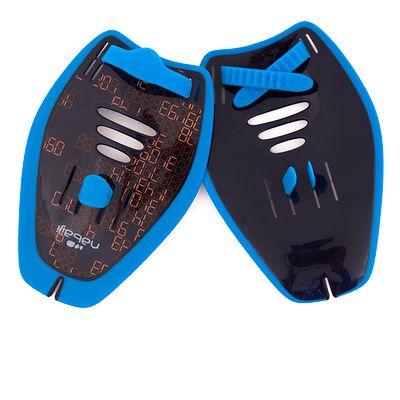 Plaquette natation taille S bleues