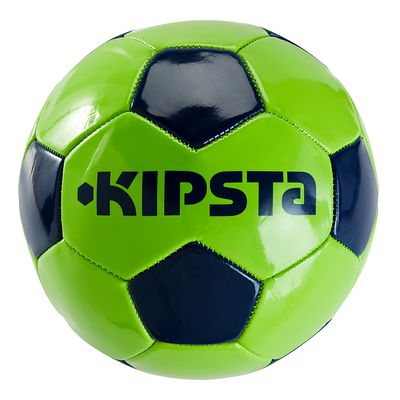 BALLON DE FOOTBALL ECONOMIQUE FIRST KICK INITIATION TAILLE 5