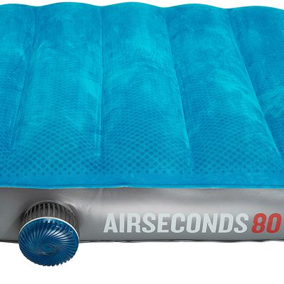 Matelas gonflable de CAMPING / CAMP DU RANDONNEUR AIR SECONDS 80 | 1 pers. bleu