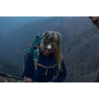 Eclairage randonnée clic hike bleu