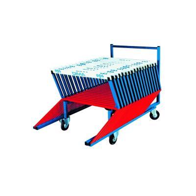 Chariot pour 20 haies athlétisme EPS Dimasport