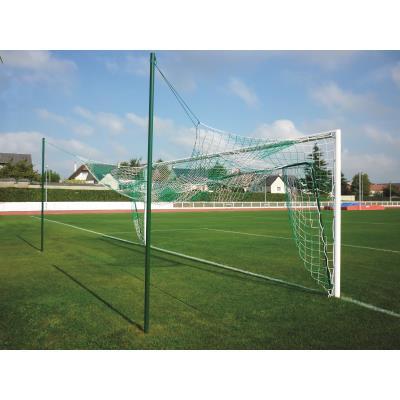 PAIRE DE SYSTEME DE RELEVAGE DU FILET POUR BUT DE FOOTBALL A 8