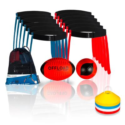 kit touch rugby decouverte Sans taille