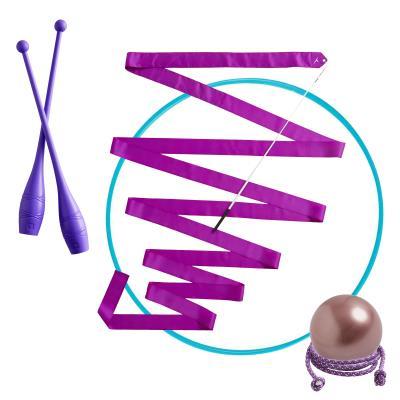 kit confirmé gymnastique rythmique 5 engin Sans taille