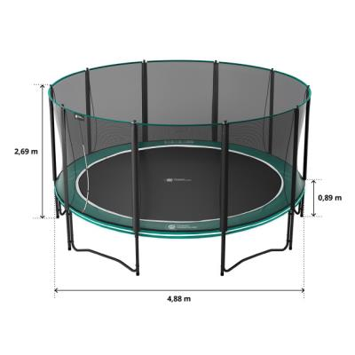 pack trampoline boost up 490 cm