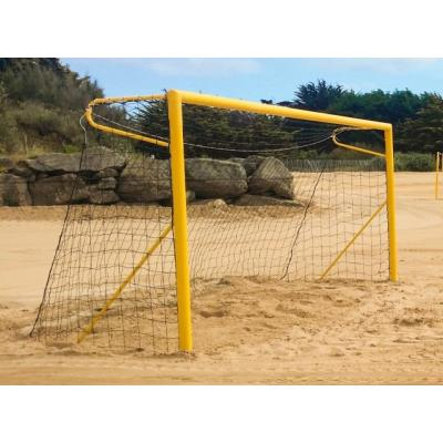 paire de buts de foot beach soccer competition