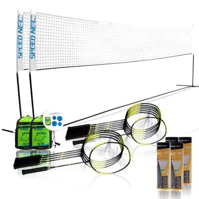 Kit badminton - quartiers .
