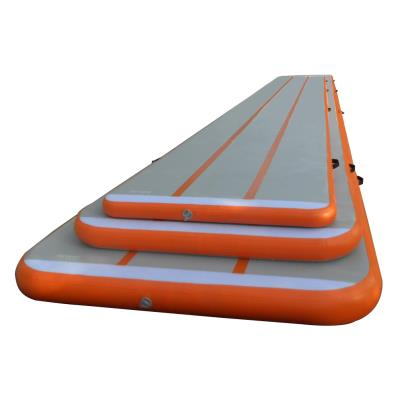 PISTE DE GYM GONFLABLE 1000 X 140 X 10 CM