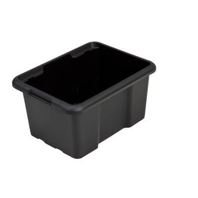 bac de rangement plastique 15l