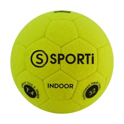 BALLON DE FOOTBALL FEUTRINE INDOOR TAILLE 4
