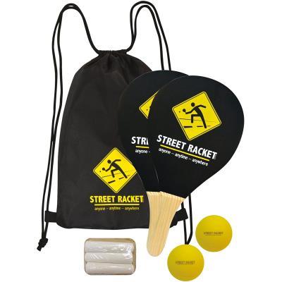 jeu de raquettes street racket