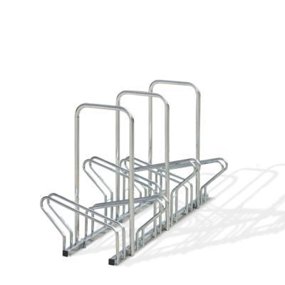 rack 6 vélos face à face avec arceaux