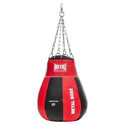 Poire de boxe à uppercut pleine Metal Boxe