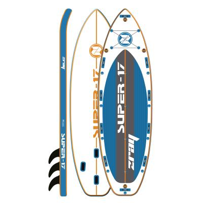 stand up paddle geant z-ray super 17