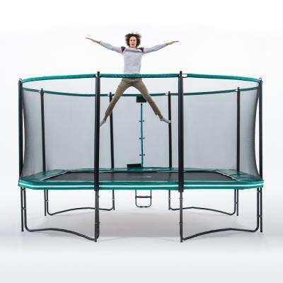trampoline rectangulaire  apollo sport 400