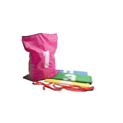 LOT DE 4 SACS DE COURSE EN SAC POLYESTER
