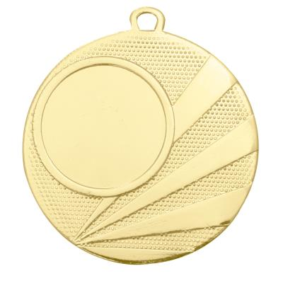 medaille 50mm or
