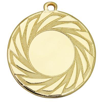 medaille 50mm or epaisseur 3mm