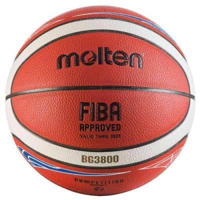 ballon DE BASKET molten bg3800 ffbb taille 7