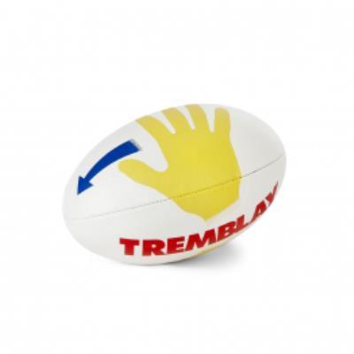 ballon de rugby hands on t4