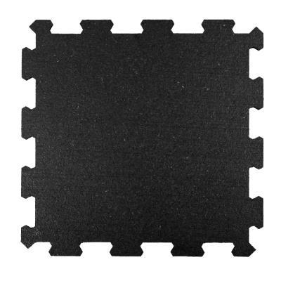 lot de 80 dalles puzzle fitness 478x478x8 mm