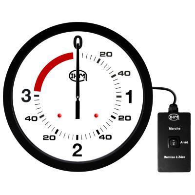 Pendule 600mm – Boxe anglaise 3' 1' – Commande filaire