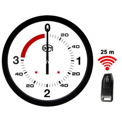 Pendule 600mm – Boxe anglaise 3' 1' – Télécommande