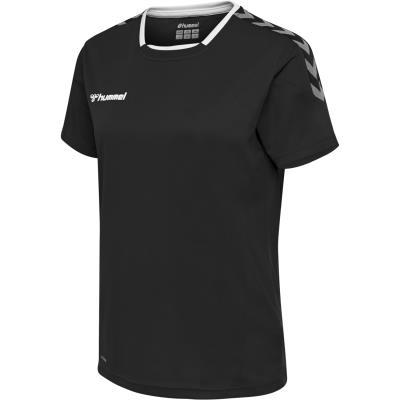 maillot mc f hummel authentic noir