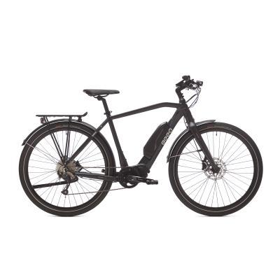 vélo tout chemin électrique beeq c500 trekking noir