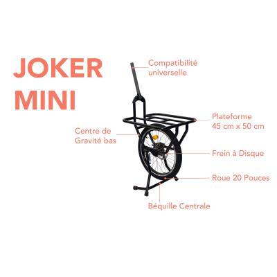 fourche cargo joker mini