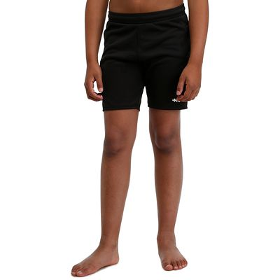 Short gardien football adulte F300  noir