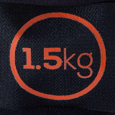 HALTERE SOUPLE CHEVILLE ET POIGNET 1,5KG