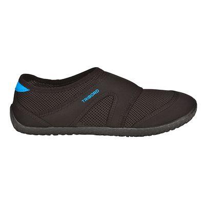 Chassures aquatiques Aquashoes 100 noires bleues