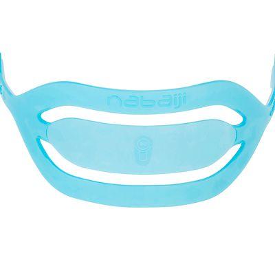 Masque de natation SWIMDOW Taille S blanc bleu