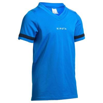 Maillot rugby enfant Full H 100 bleu