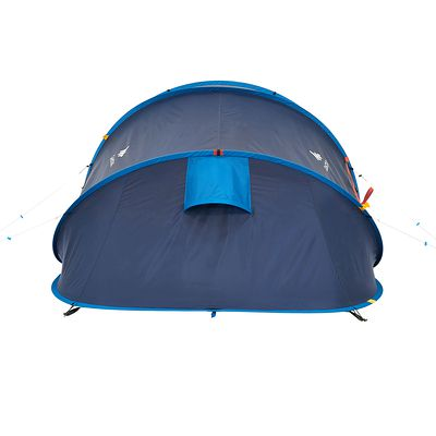 Tente de camping 2 SECONDS XL 2 AIR | 2 personnes bleu
