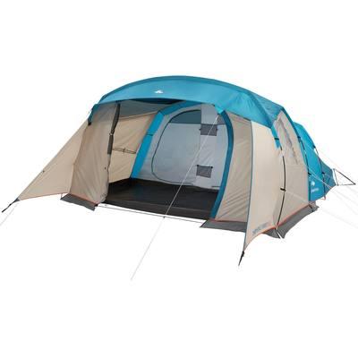Tente de camping familiale arpenaz 5.2   5 personnes 2 chambres