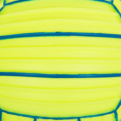 Petit ballon piscine adhérent jaune