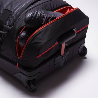 98bbc39e36 Sac à roulettes trolley Intensif 90 litres noir rouge - Clubs ...