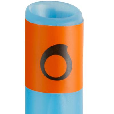 Tuba de snorkeling 500 enfant bleu