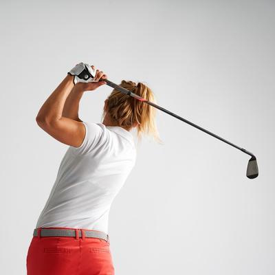 Pro Golf CollectivitésDecathlon Femme Clubsamp; Polo Blanc srdthQC