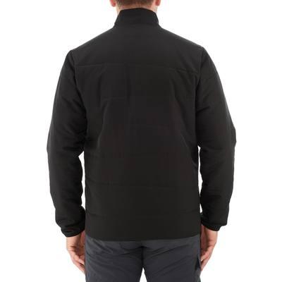 Doudoune randonnée nature homme Arpenaz 20 noir