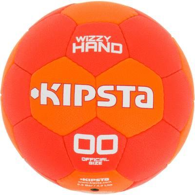 Ballon de Handball WIZZY FIRST Rouge T00 17/18