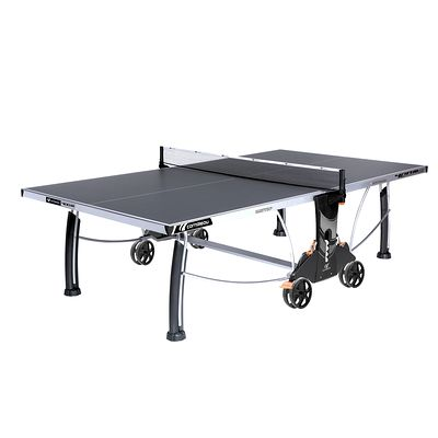 TABLE DE TENNIS DE TABLE CORNILLEAU CROSSOVER 400M GRIS